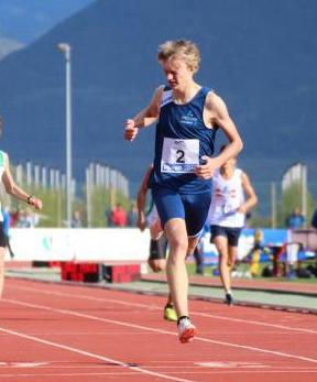 Lorenzo Benati strepitoso! Oro e record italiano agli Europei U18 di Gyor