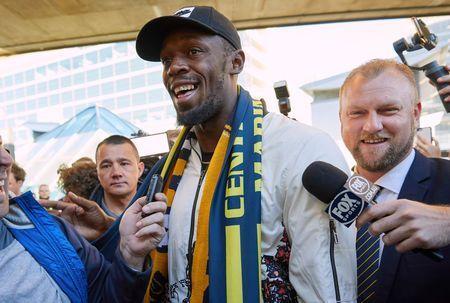 Bolt finalmente il 31 agosto giocherà la sua prima partita di calcio in Australia