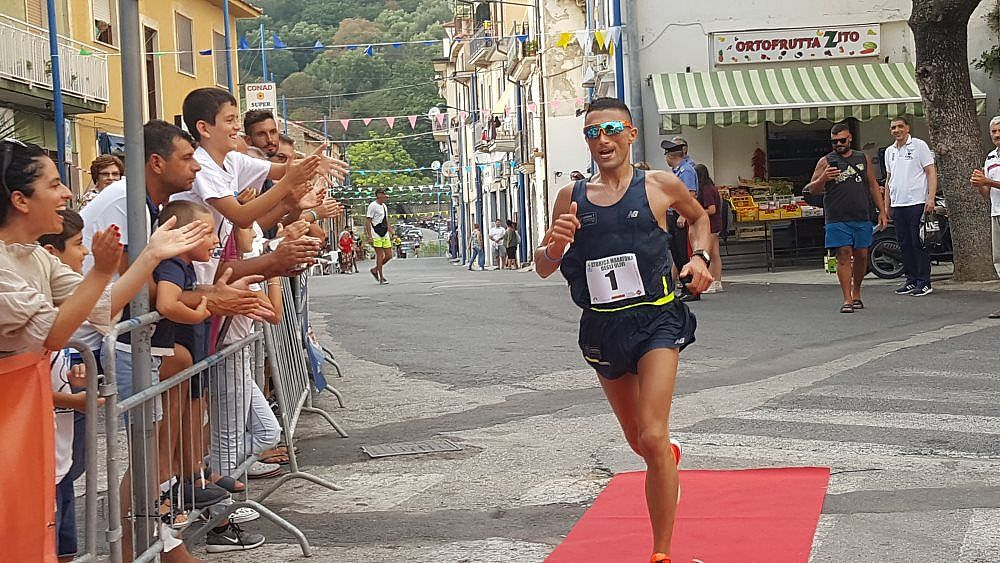 Risultati Maratona degli Ulivi: vince Nigro, terzo Giorgio Calcaterra