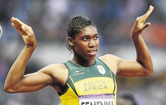 Caster Semenya inarrestabile!  Altro strepitoso record negli 800 metri