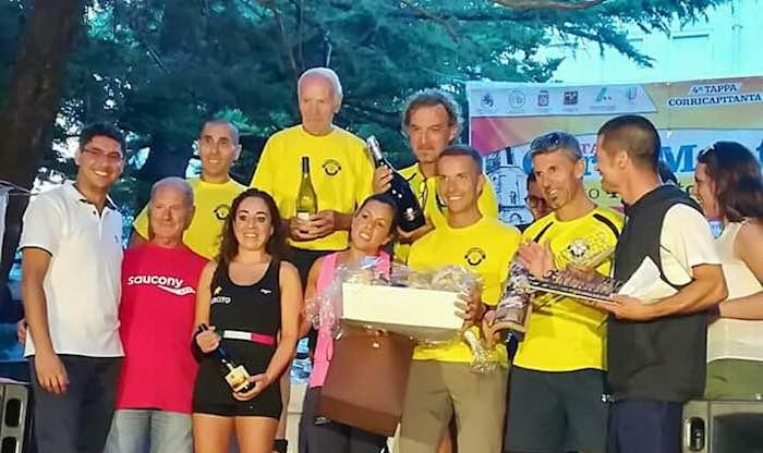 Risultati 8^ CorriMonte di  sabato 4 agosto a Monte Sant'Angelo.