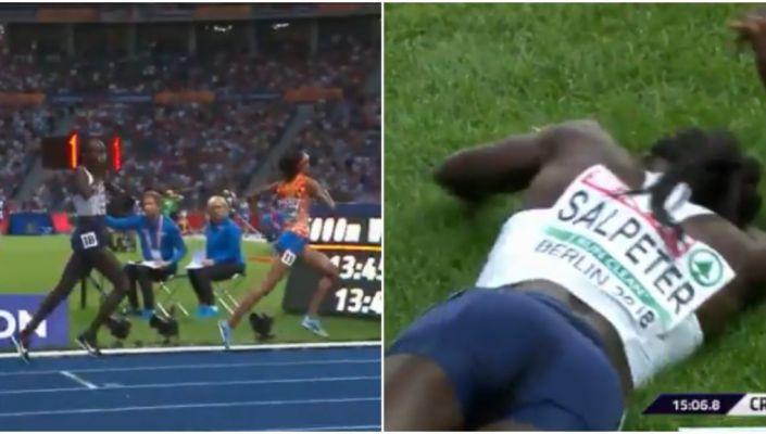 Sbaglia a contare i giri e si gioca la medaglia: è successo a Berlino nei 5000 metri femminili