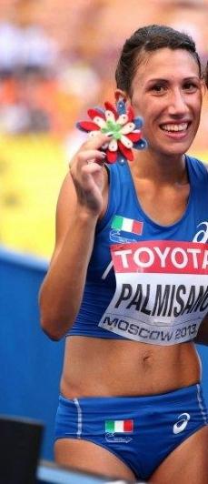 Antonella Palmisano conquista il bronzo nella 20 km di marcia a Berlino