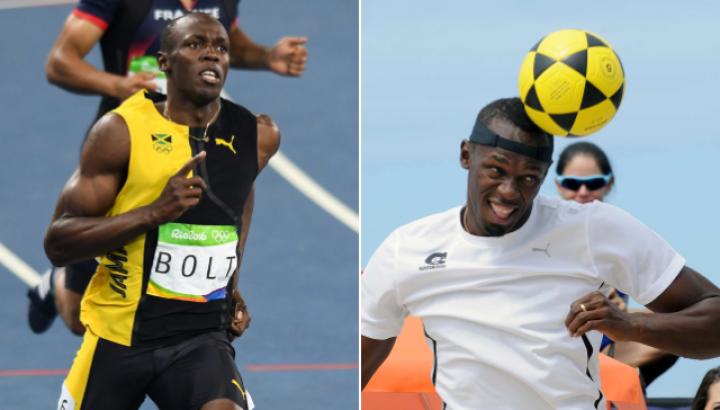 Bolt cerca ancora una squadra di calcio, sbarcato in Australia