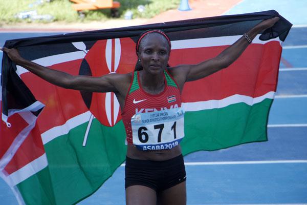 Campionati africani: iniziato lo spettacolo nel mezzofondo