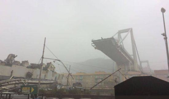 Crollo ponte Genova, anche lo sport ricorda le vittime