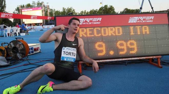 Filippo Tortu si prende lo sponsor di Bolt