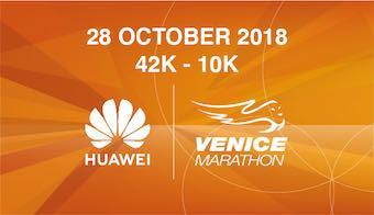 33^ Huawei Venicemarathon: - 2 mesi al via!