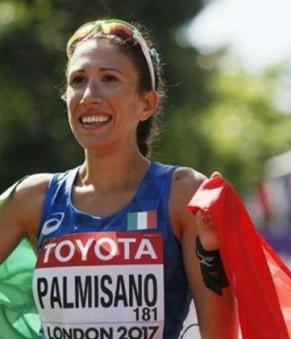 Antonella Palmisano vince gli assoluti di Pescara, bravissimo Massimo Stano