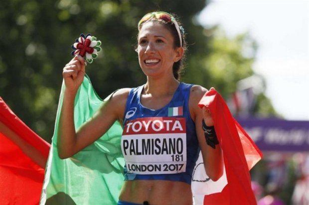Antonella Palmisano subito protagonista domani agli Assoluti di Pescara