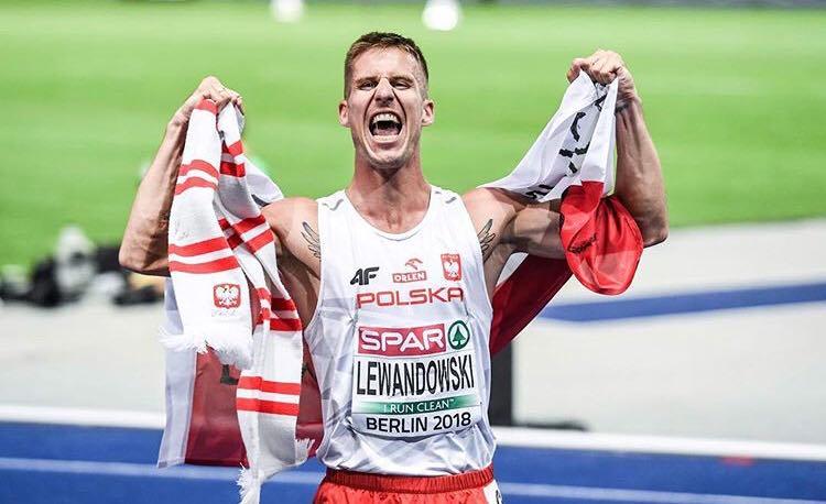Arriva Lewandowsky: dopo l'argento di Berlino vuole il record de Il Miglio di Roma