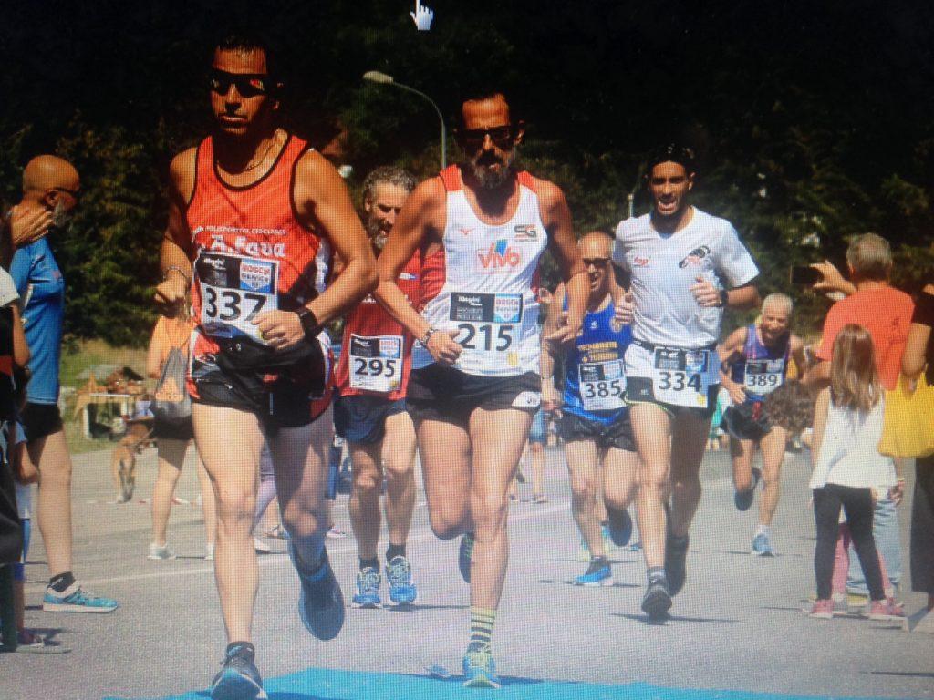 Il treno dello sport transita a Manfredonia con la Re Manfredi Run Km 10 Il treno dello sport a volte passa e bisogna farsi trovare pronti e decisi per prenderlo-di  Matteo SIMONE