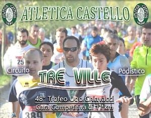A Firenze la 47° edizione del Circuito TRE VILLE – Trofeo Ugo Chiavacci.