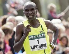 Record del Mondo nella Maratona di Berlino di Eliud Kipchoge