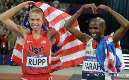 LIVE domenica la Maratona di Chicago con la sfida Farah vs Rupp