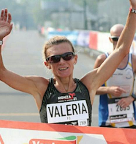Valeria Straneo vince il tricolore nella mezza maratona a Foligno