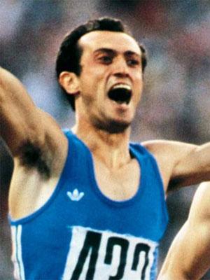 Pietro Mennea, un campione indimenticabile- di Daniele Bartocci