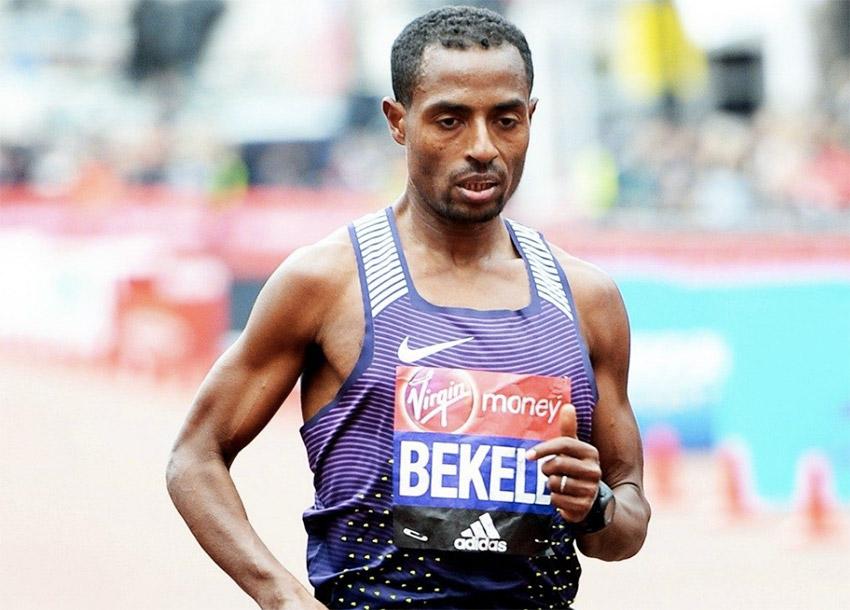 Kenenisa Bekele guida il campo d'élite della maratona TC Amsterdam 2018-DOMENICA IL LIVE