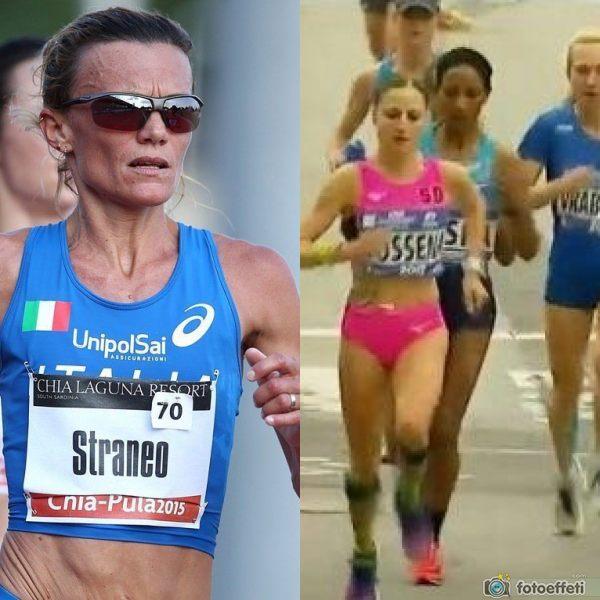 Sara Dossena e Valeria Straneo prima e seconda nella 32 km della Parma Marathon