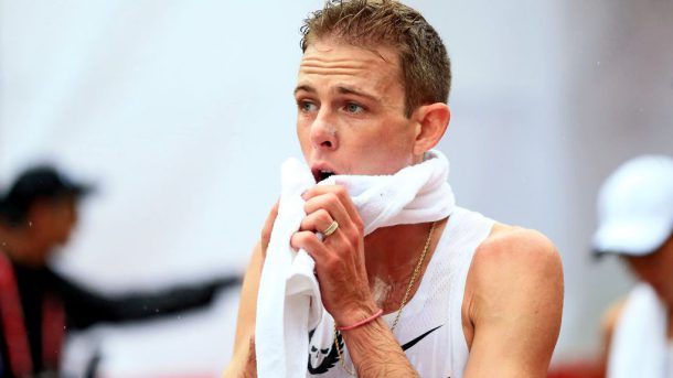 Galen Rupp out per un brutto infortunio