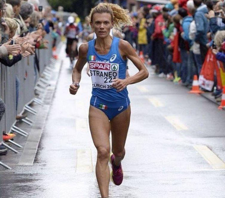 Valeria Straneo domani correrà la San Nicola Half Marathon di Bari