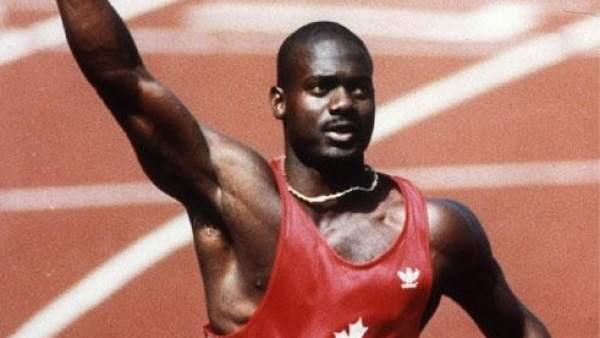Ben Johnson spera di recuperare ancora la medaglia d'oro di Seul