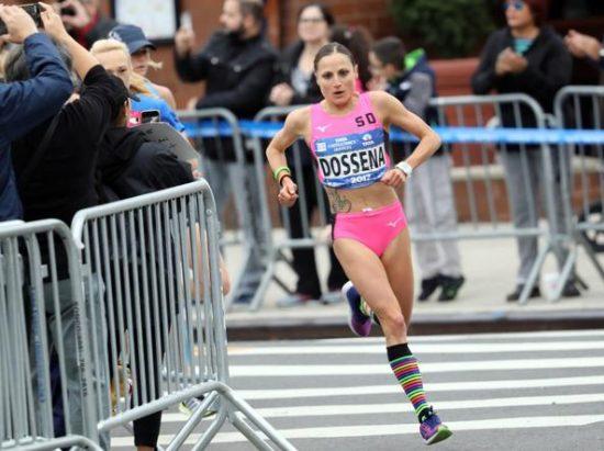 Sara Dossena non parteciperà alla Maratona di New York