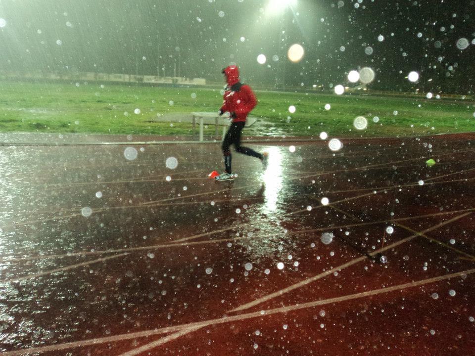 Come ci  si allena quando piove? Ecco come fanno i keniani- Il Video