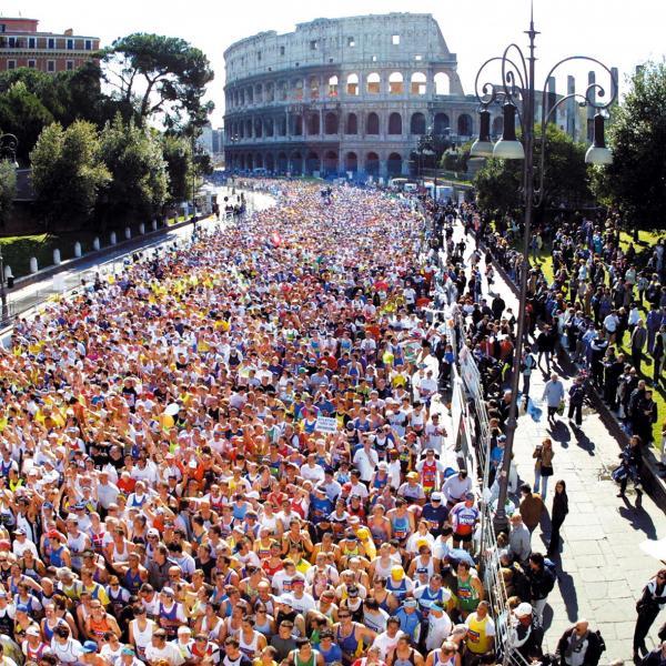 Maratona di Roma 2019: Ecco il percorso