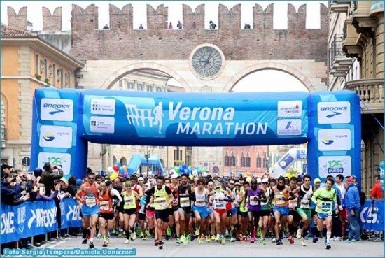 La diretta streaming della Verona Marathon