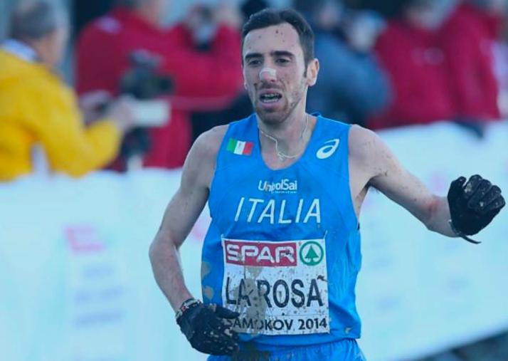 Stefano La Rosa debutta domenica nel cross in Spagna- il LIVE su atleticanotizie