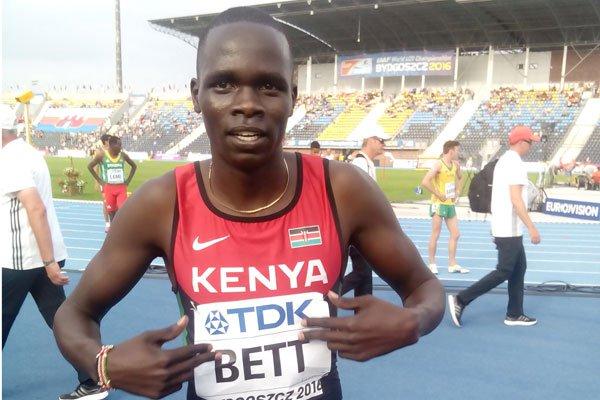 Squalifica Bett, il keniano non fara' ricorso, e il quinto positivo di quel paese!