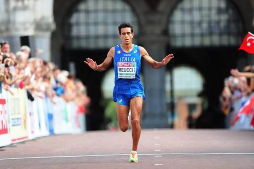 Calendario Maratone Internazionali.Daniele Meucci Correra La Maratona Internazionale Di Roma