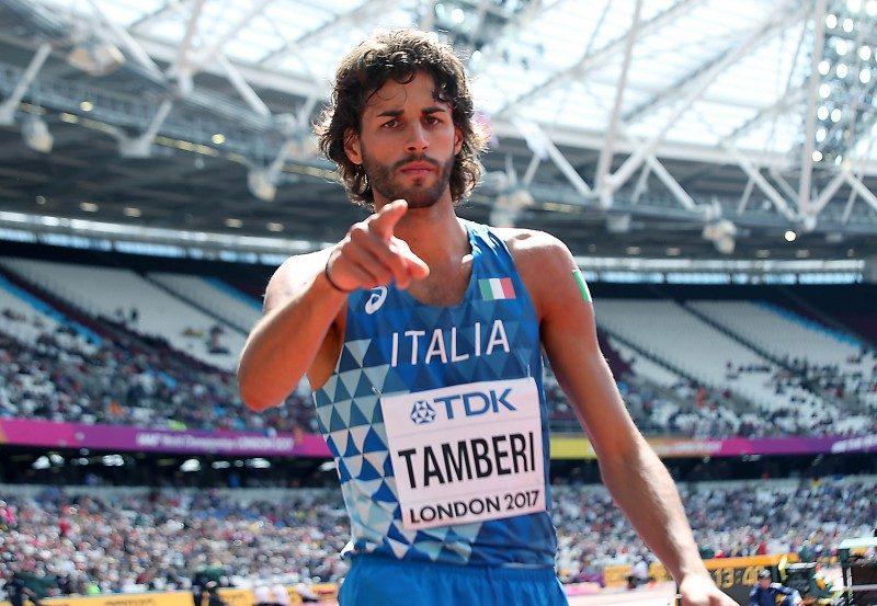 Gianmarco Tamberi si racconta a Jesi