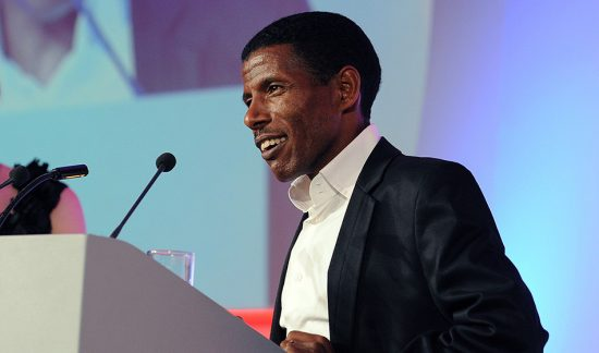 Haile-Gebrselassie-England-Athletics-awards-2011-by-Mark-Shearman