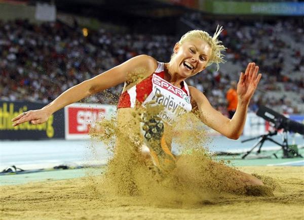 Positiva la lunghista Radevica, e' la terza squalificata della finale delle olimpiadi di londra 2012, un record!