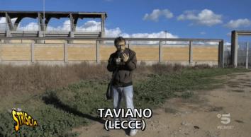 Finisce su striscia la pista incompiuta di Taviano in Puglia