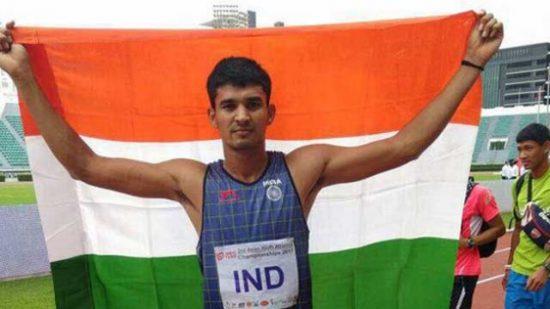 Si suicida sprinter 18enne indiano all'interno del college
