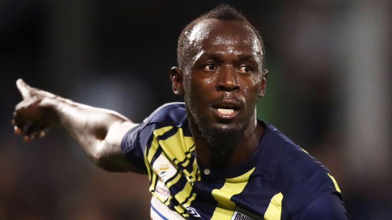 Usain Bolt rifiuta 150.000$ di contratto per giocare nel calcio professionitico