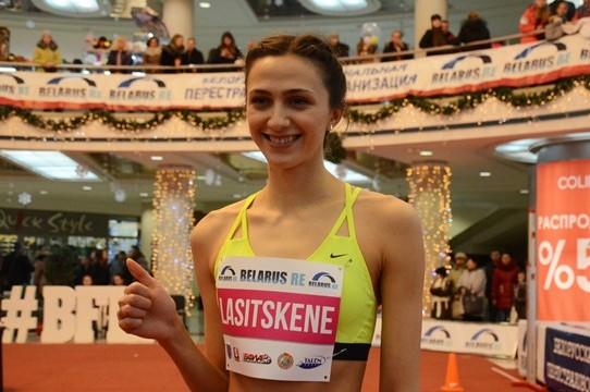 Mariya Lasitskene salta 2.00 sfiorando i 2.07, record del mondo U18 dell' ucraina Mahuchikh