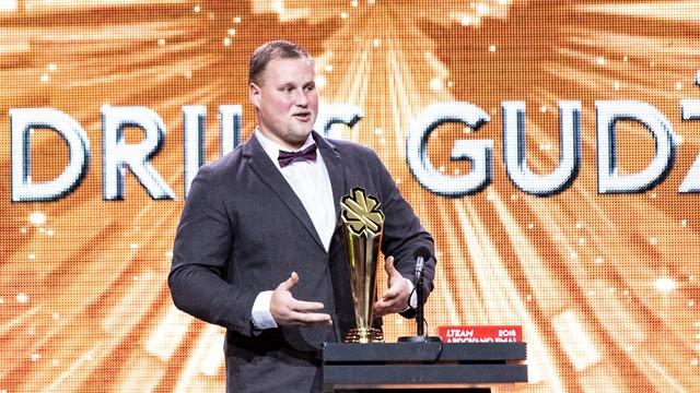 Il discobolo Andrius Gudzius incoronato sportivo lituano dell'anno