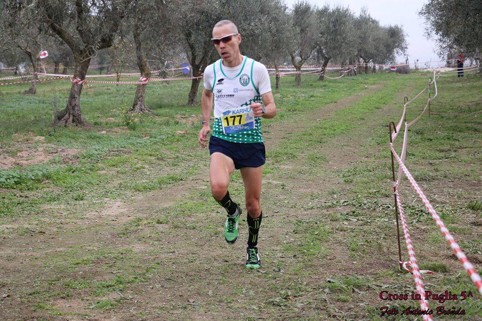 """Risultati 5° tappa Circuito Regionale """"CrossinPuglia"""", vince Pino Miglietti"""