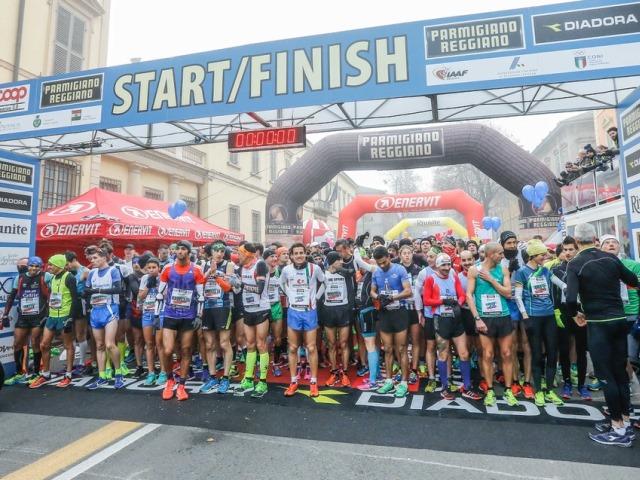 Maratona di Reggio Emilia: domani si parte, le limitazioni al traffico
