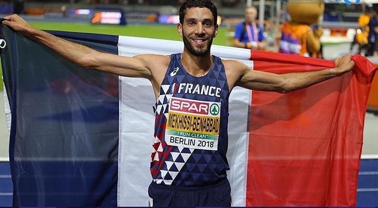 Atleticom We Run Rome: c'è anche il plurimedagliato olimpico Mahiedine Mekhissi-Benabbad