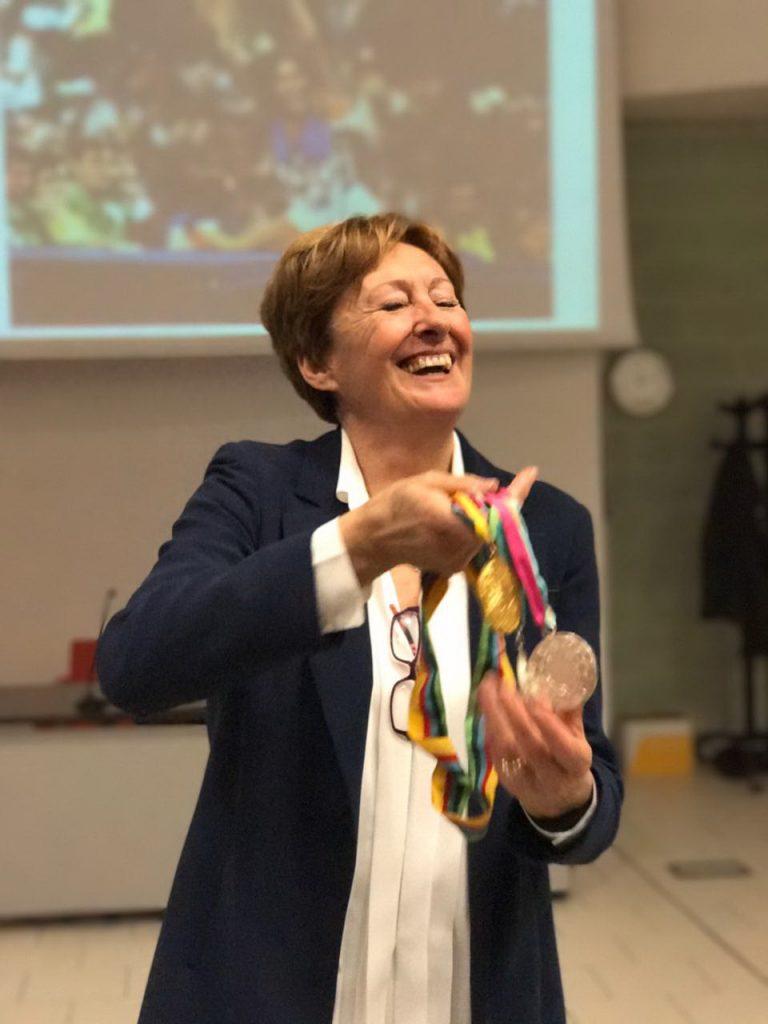 Sara Simeoni eletta Presidente dei 7 saggi del Coni, Giomi non sara' felice