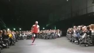 Gianmarco Tamberi salta 2,46 con un piccolo... stratagemma, il VIDEO