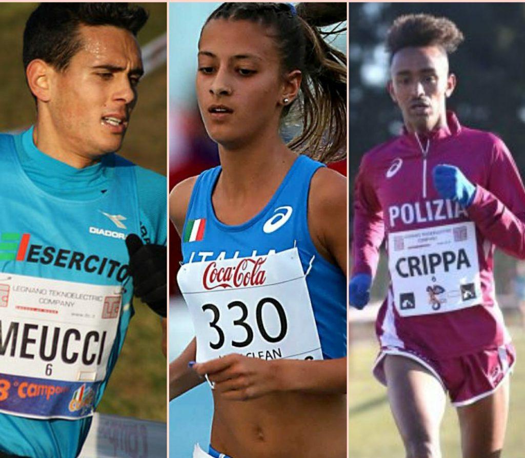 Europei corsa campestre: l'Italia punta su Meucci, Crippa e Battocletti- la diretta streaming