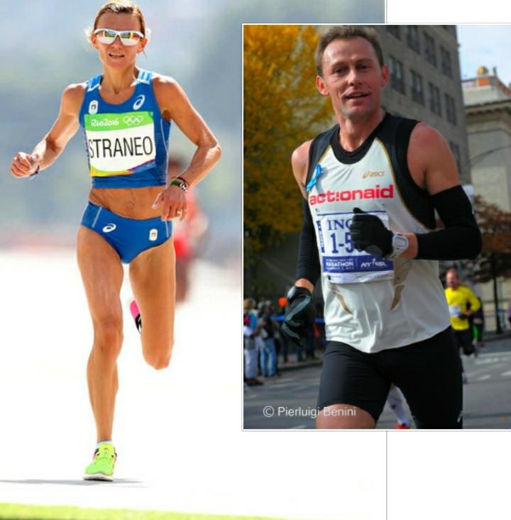 Valeria Straneo e Stefano Baldini, il nuovo sodalizio del running italiano