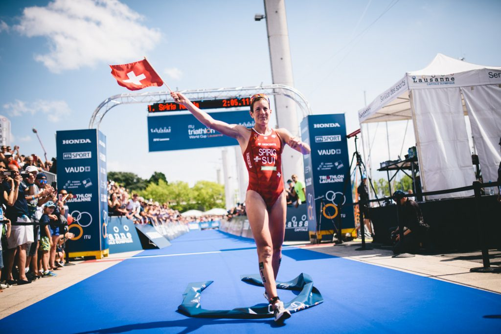Grand Final World Triathlon Series a Losanna, confermate le date 2019