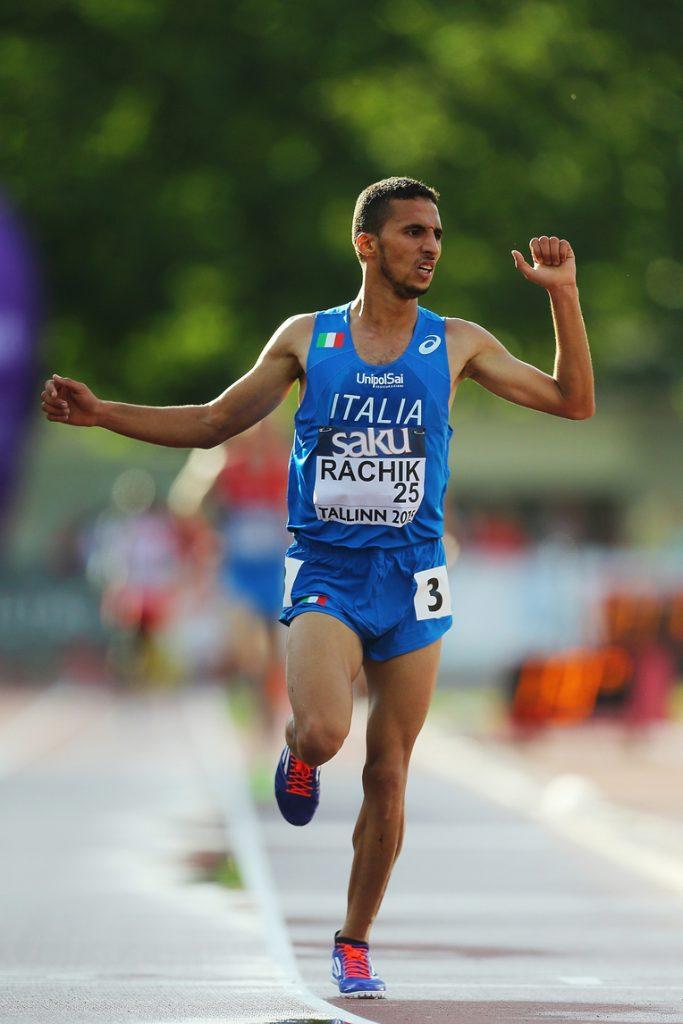 L' azzurro Yassine RACHIK gareggerà nel cast stellare della Maratona di Londra insieme a Kipchoge e Farah
